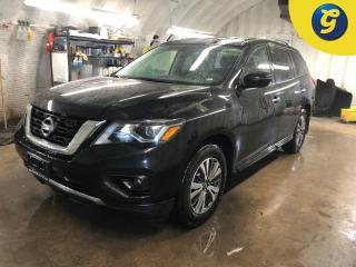 Used 2019 Nissan Pathfinder SV * 4WD * Navigation * 7 Passenger * Remote start * Blind spot assist * Reverse camera with park assist * Emergency braking system * Heated front sea for sale in Cambridge, ON