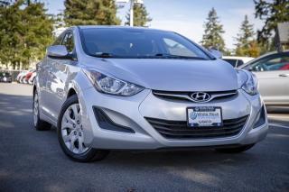Used 2015 Hyundai Elantra GL <b>*HEATED SEATS* *BLUETOOTH* *MANUAL SHIFT* *PERFECT COMMUTER*<b> for sale in Surrey, BC