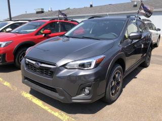 New 2020 Subaru XV Crosstrek Sport DON'T PAY FOR UP TO 120 DAYS ON THIS GAME-CHANGING CROSSOVER SUV! for sale in Charlottetown, PE