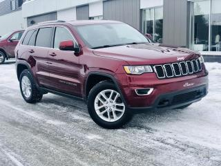 Used 2017 Jeep Grand Cherokee LAREDO ''GARANTIE PLAN OR ''ENS. REMORQU for sale in Ste-Marie, QC