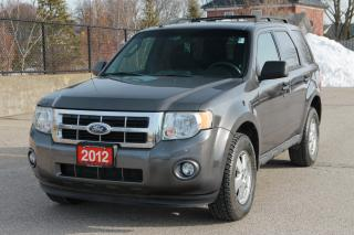 Used 2012 Ford Escape XLT NO Accident | 1-Owner | CERTIFIED for sale in Waterloo, ON