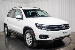Used 2016 Volkswagen Tiguan TRENDLINE+ TSI A/C MAGS CAMERA DE RECUL for sale in St-Hubert, QC