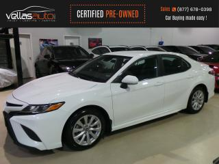 Used 2019 Toyota Camry SE| LEATHER TRIM| HEATED SEATS| R/CAMERA for sale in Vaughan, ON