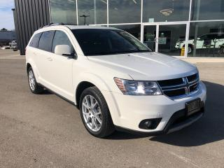 Used 2016 Dodge Journey FWD 4dr Limited, One Owner for sale in Ingersoll, ON