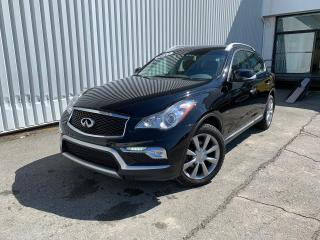 Used 2017 Infiniti QX50 for sale in Rouyn-Noranda, QC