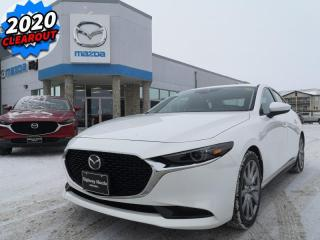 New 2020 Mazda MAZDA3 GT - Sunroof for sale in Steinbach, MB