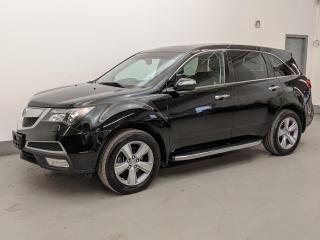 Used 2013 Acura MDX TECH PKG/1 OWNER/BLIND SPOT ASSIST/DVD/HEATED SEATS! for sale in Toronto, ON