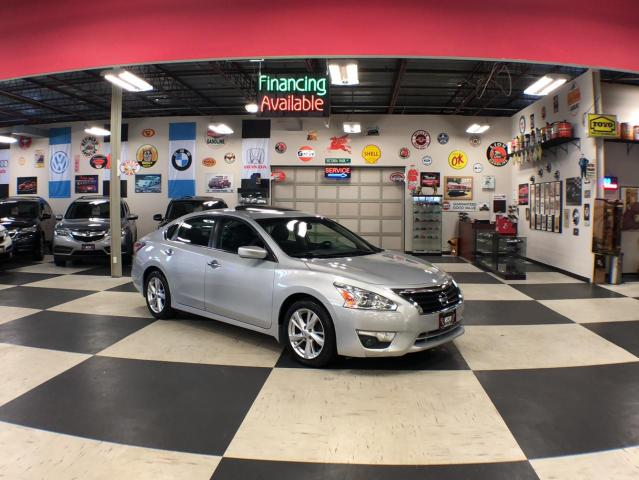 2015 Nissan Altima 2.5  AUT0 A/C SUNROOF BACKUP CAMERA 102K