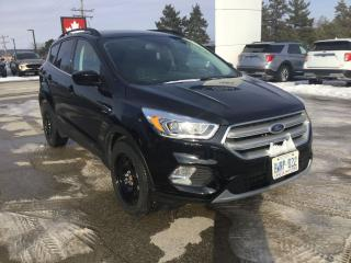 Used 2019 Ford Escape SEL | FWD | Navigation for sale in Harriston, ON