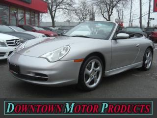 Used 2002 Porsche 911 Carrera Convertible for sale in London, ON