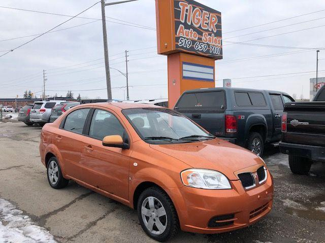 2007 Pontiac Wave ONLY 119KMS**AUTO**4 CYLINDER**AS IS SPECIAL