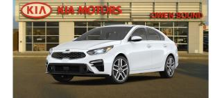 New 2020 Kia Forte EX Premium for sale in Owen Sound, ON