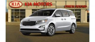 New 2020 Kia Sedona LX+ for sale in Owen Sound, ON
