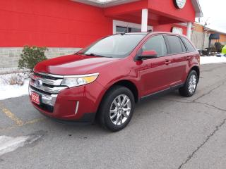 Used 2013 Ford Edge SEL for sale in Cornwall, ON