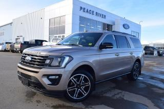 New 2020 Ford Expedition Limited Max 4dr 4WD Sport Utility for sale in Peace River, AB