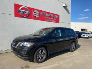 New 2020 Nissan Pathfinder S for sale in Edmonton, AB