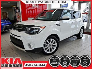 Used 2018 Kia Soul EX * CAMÉRA DE RECUL / VOLANT CHAUFFANT for sale in St-Hyacinthe, QC