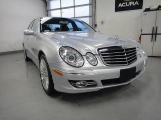 Used 2008 Mercedes-Benz E-Class E 350,4 MATIC,LOW KM,NAVI for sale in North York, ON