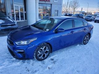 Used 2019 Kia Forte EX FWD for sale in Edmonton, AB