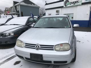 Used 2006 Volkswagen Golf GLS for sale in Etobicoke, ON
