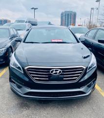 Used 2015 Hyundai Sonata 2.0T ULTIMATE for sale in Brampton, ON