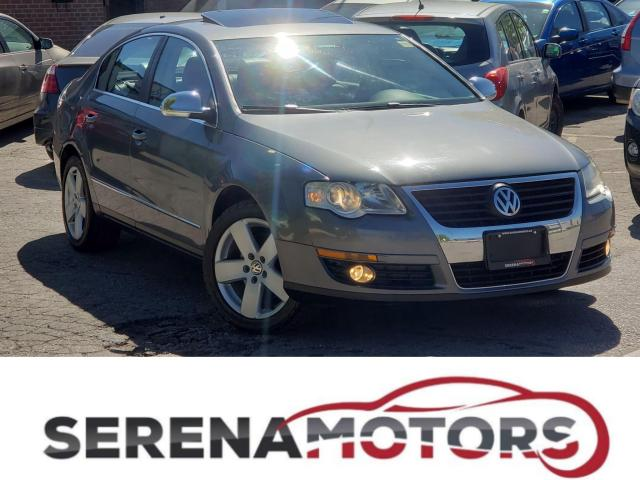 2008 Volkswagen Passat TRANDLINE | SUNROOF | LEATHER | NO ACCIDENTS