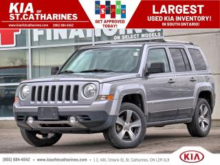 Used 2016 Jeep Patriot High Altitude for sale in St Catharines, ON