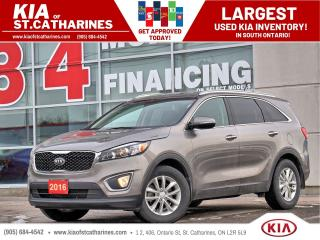 Used 2016 Kia Sorento 2.4L LX for sale in St Catharines, ON