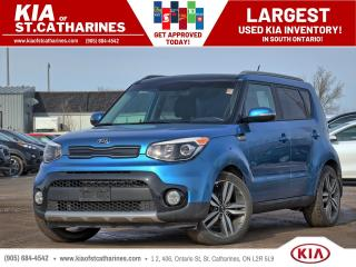 Used 2017 Kia Soul EX Premium | Panoramic Roof | Leather | BSA for sale in St Catharines, ON
