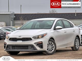 Used 2019 Kia Forte LX IVT   Lane Assist   8inch Screen   Android Auto for sale in St Catharines, ON