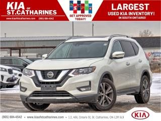 Used 2019 Nissan Rogue SV Tech AWD | NAVI | SENSOR | SMART CRUISE for sale in St Catharines, ON