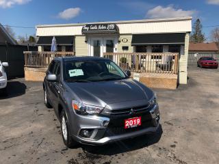 Used 2019 Mitsubishi RVR SE for sale in Sutton, ON
