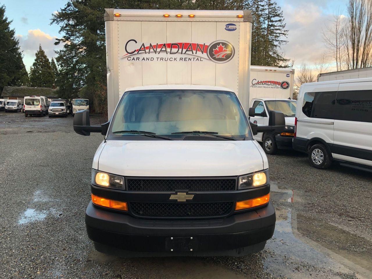 2018 Chevrolet G4500