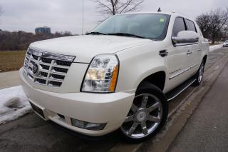 Used 2007 Cadillac Escalade EXT LOADED / NO ACCIDENTS / STUNNING SHAPE / CERTIFIED for sale in Etobicoke, ON