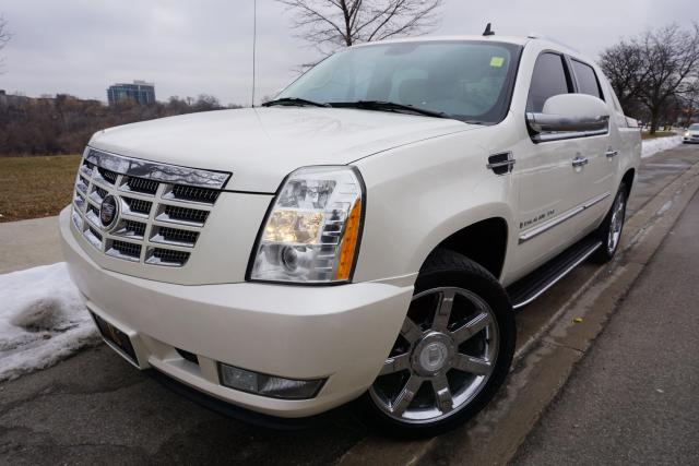 2007 Cadillac Escalade EXT LOADED / NO ACCIDENTS / STUNNING SHAPE / CERTIFIED