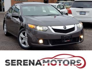 Used 2009 Acura TSX PREMIUM PKG   AUTO   FULLY LOADED   NO ACCIDENTS for sale in Mississauga, ON