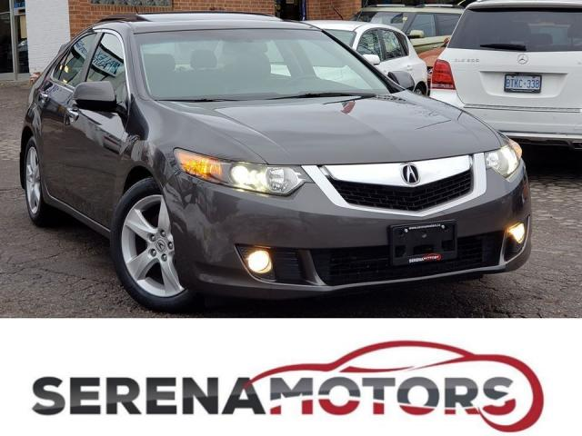 2009 Acura TSX PREMIUM PKG | AUTO | FULLY LOADED | NO ACCIDENTS