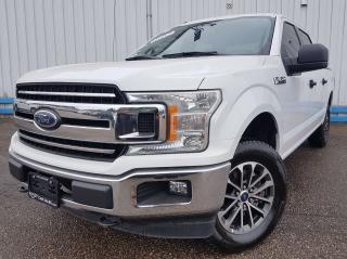 Used 2018 Ford F-150 XLT Crew Cab 4X4 for sale in Kitchener, ON