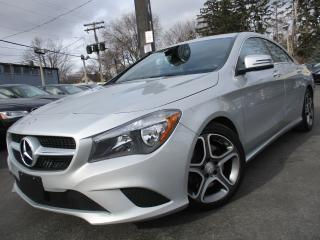 Used 2016 Mercedes-Benz CLA-Class CLA 250 4MATIC|NAVIGATION SYSTEM|BACK-UP CAMERA for sale in Burlington, ON