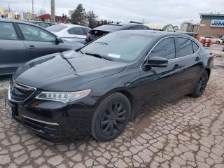 Used 2015 Acura TLX Tech for sale in Oakville, ON
