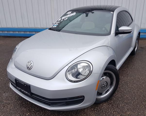 2015 Volkswagen Beetle 1.8T Comfortline *NAVIGATION*