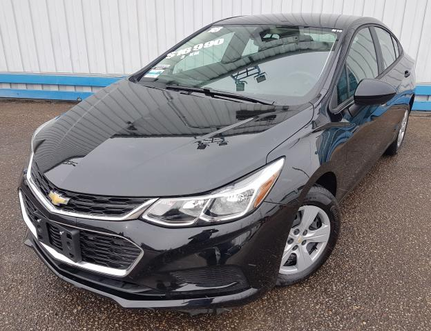 2018 Chevrolet Cruze LS *ONLY 3,000 KM*