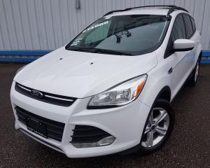 Used 2016 Ford Escape SE 4WD *NAVIGATION* for sale in Kitchener, ON