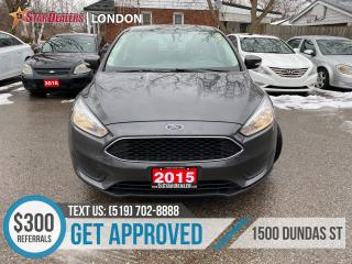 Used 2015 Ford Focus for sale in London, ON