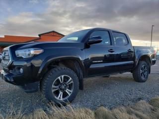 Used 2016 Toyota Tacoma TRD Sport for sale in Pincher Creek, AB