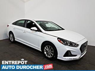 Used 2019 Hyundai Sonata Essential Automatique - A/C - Sièges Chauffants for sale in Laval, QC