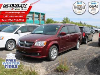 New 2020 Dodge Grand Caravan Premium Plus  -  Heated Mirrors - $259 B/W for sale in Selkirk, MB