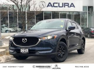 Used 2017 Mazda CX-5 GS FWD at for sale in Markham, ON