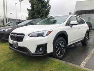New 2020 Subaru XV Crosstrek Sport for sale in North Vancouver, BC