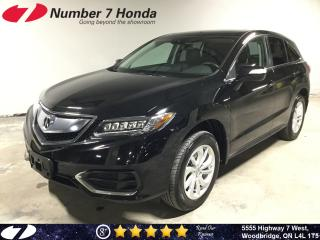 Used 2017 Acura RDX Tech| Navi| Leather| All-Wheel Drive| for sale in Woodbridge, ON